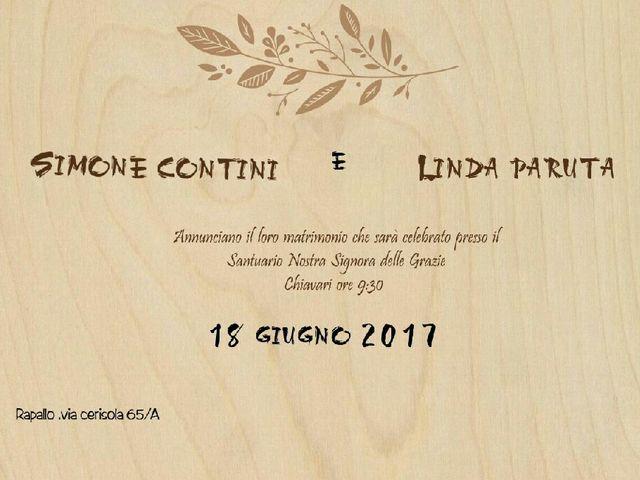 Il matrimonio di Simone e Linda a Rapallo, Genova 2