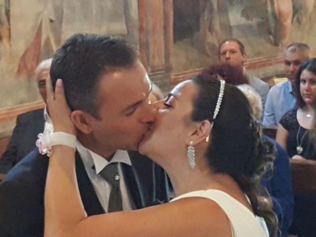 Le nozze di Linda e Simone