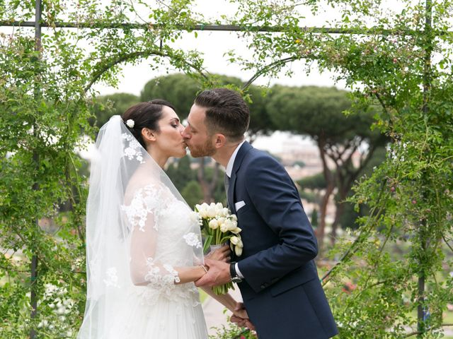 le nozze di Grazia e Roberto
