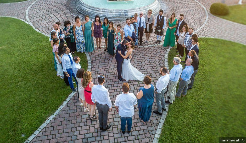 Il matrimonio di Alessandro e Chiara a Settala, Milano