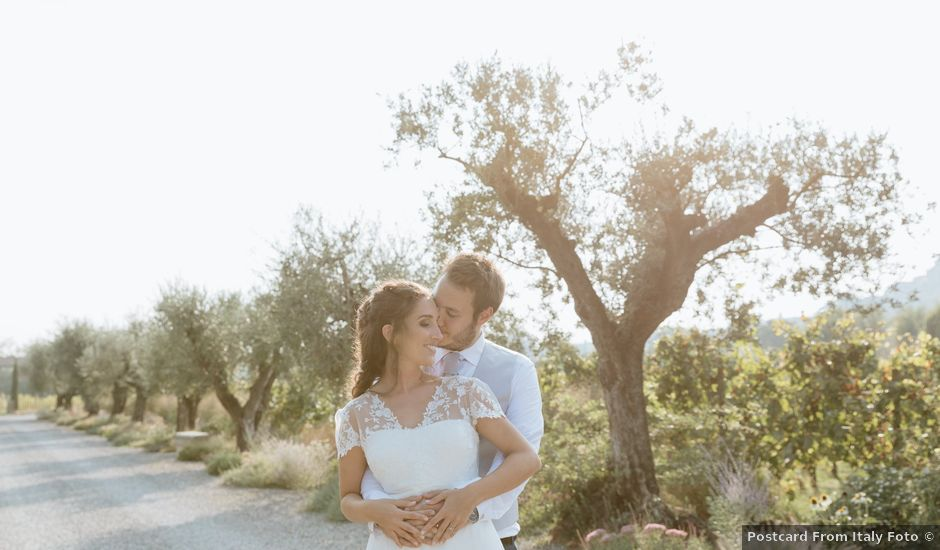 Il matrimonio di Alessandro e Elisabetta a Selvino, Bergamo