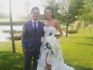 Le nozze di Cinzia e Ivan