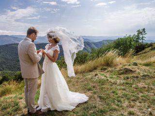 Le nozze di Alla e Emanuele