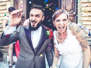 Le nozze di Elena e Moreno