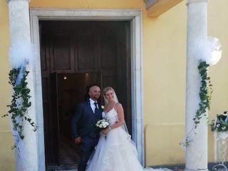 Le nozze di Serena e Marco