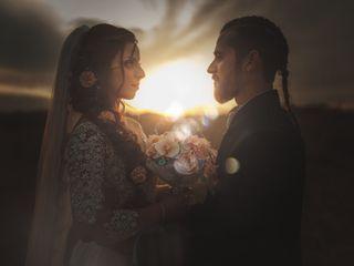 Le nozze di Sabrina e Matteo