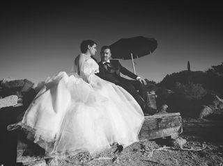 Le nozze di Carla e Antonio
