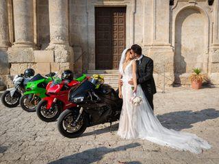 Le nozze di Jessica e Giovanni