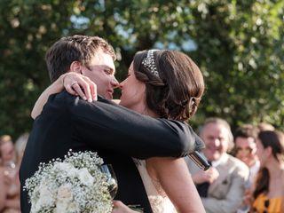 Le nozze di Katya e Luke