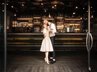 Le nozze di Ingrid e Chicco