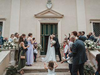 Le nozze di Andreia e Alessio