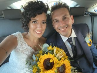 Le nozze di Gessica e Luigi
