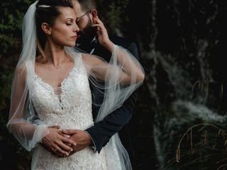 Le nozze di Marika e Michele