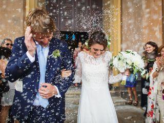 Le nozze di Caterina e Jacques