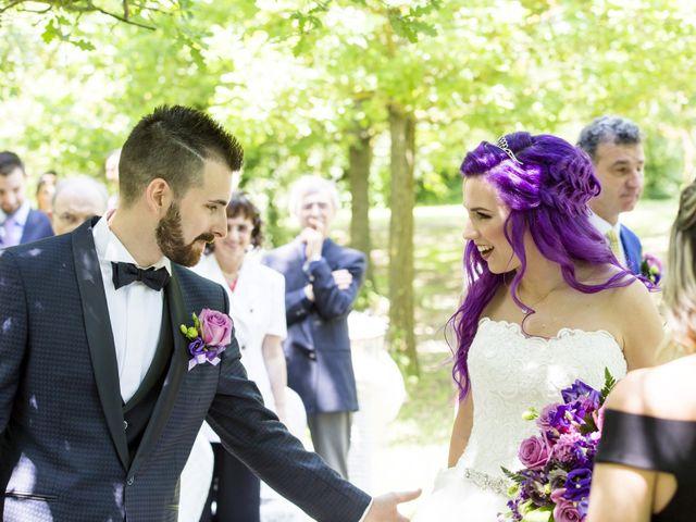 Il matrimonio di Ivan e Simonetta a Castel San Pietro Terme, Bologna 19