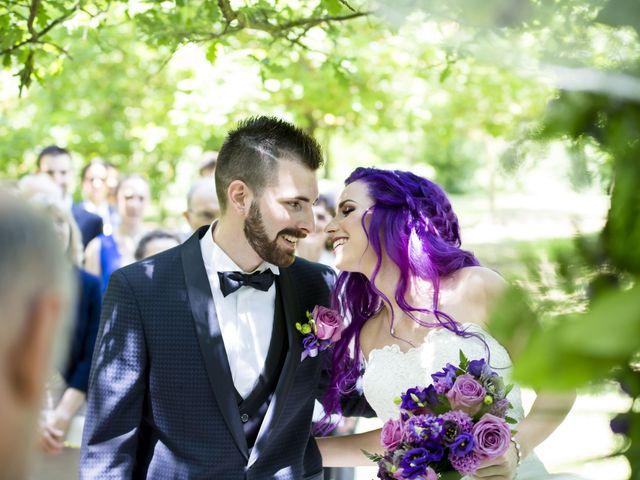 Il matrimonio di Ivan e Simonetta a Castel San Pietro Terme, Bologna 20