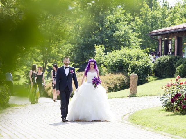 Il matrimonio di Ivan e Simonetta a Castel San Pietro Terme, Bologna 28