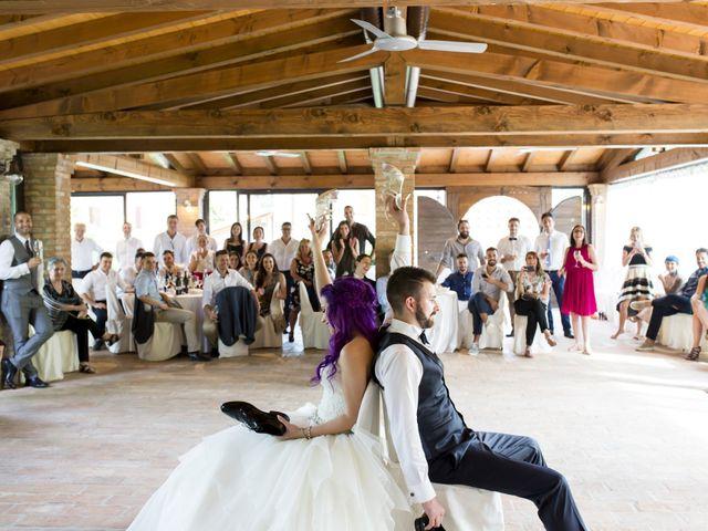 Il matrimonio di Ivan e Simonetta a Castel San Pietro Terme, Bologna 42