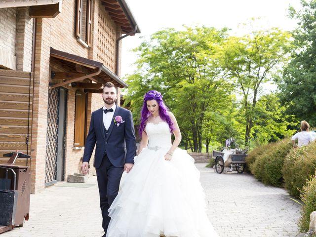 Il matrimonio di Ivan e Simonetta a Castel San Pietro Terme, Bologna 43