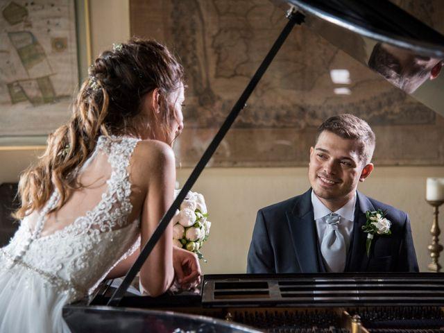 Il matrimonio di Mattia e Annachiara a Isola della Scala, Verona 8