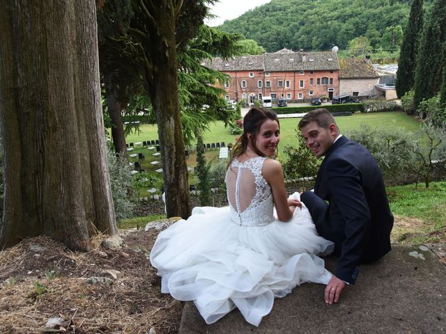 Il matrimonio di Mattia e Annachiara a Isola della Scala, Verona 21