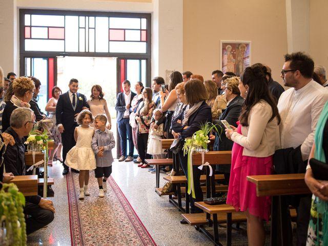 Il matrimonio di Federico e Giulia a Rimini, Rimini 16