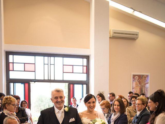 Il matrimonio di Federico e Giulia a Rimini, Rimini 17