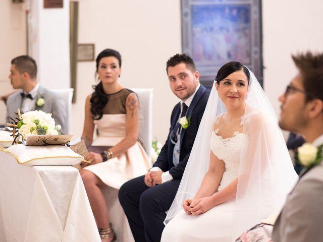 Il matrimonio di Federico e Giulia a Rimini, Rimini 19