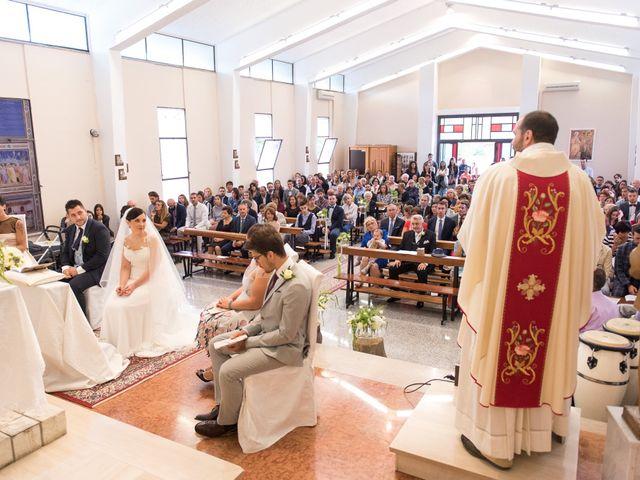 Il matrimonio di Federico e Giulia a Rimini, Rimini 20