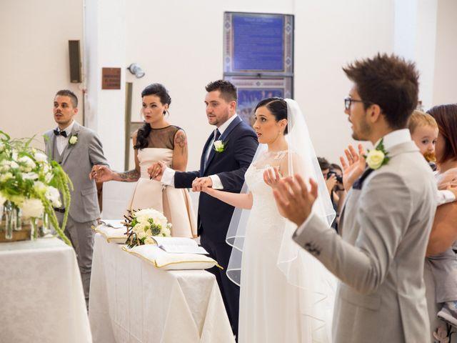Il matrimonio di Federico e Giulia a Rimini, Rimini 1