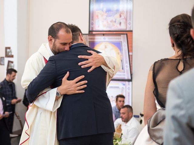 Il matrimonio di Federico e Giulia a Rimini, Rimini 25