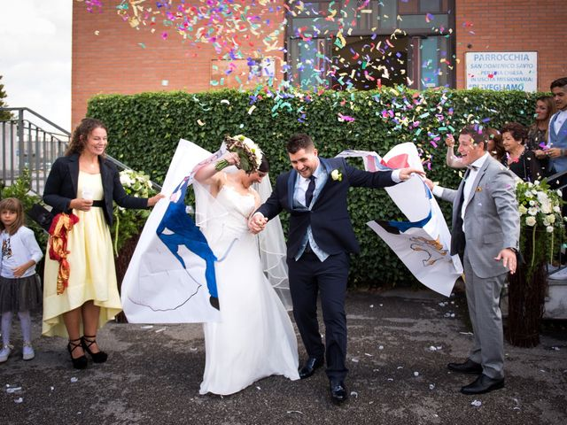 Il matrimonio di Federico e Giulia a Rimini, Rimini 29