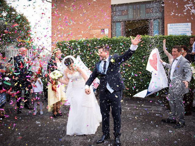 Il matrimonio di Federico e Giulia a Rimini, Rimini 30