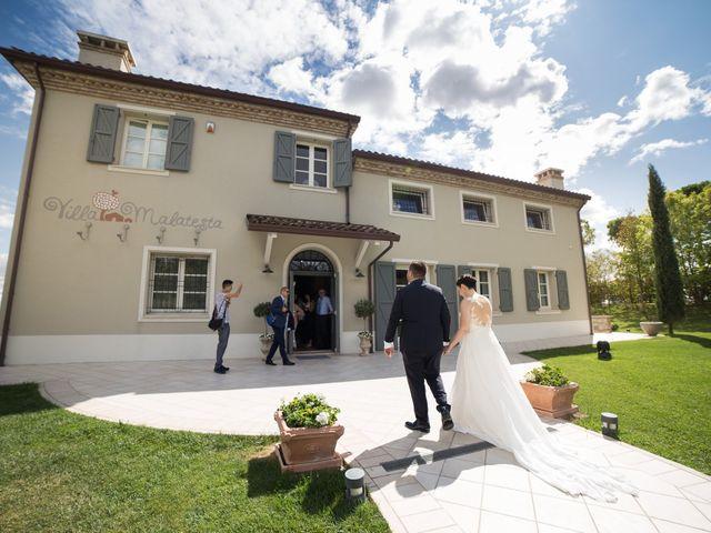 Il matrimonio di Federico e Giulia a Rimini, Rimini 42