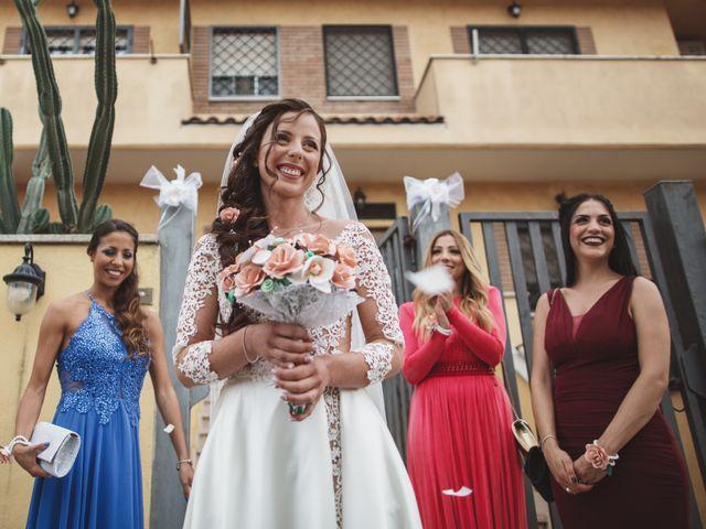 Il matrimonio di Matteo e Sabrina a Roma, Roma 33