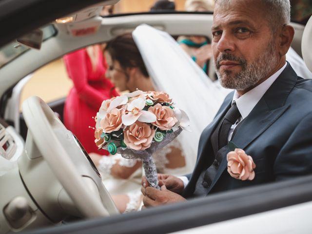Il matrimonio di Matteo e Sabrina a Roma, Roma 34