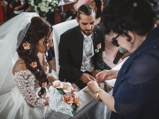 Il matrimonio di Matteo e Sabrina a Roma, Roma 41