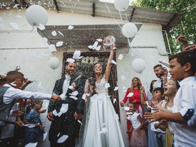 Il matrimonio di Matteo e Sabrina a Roma, Roma 43