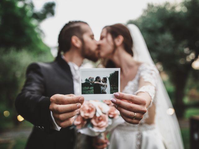 Il matrimonio di Matteo e Sabrina a Roma, Roma 50