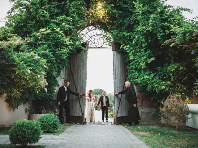 Il matrimonio di Matteo e Sabrina a Roma, Roma 53