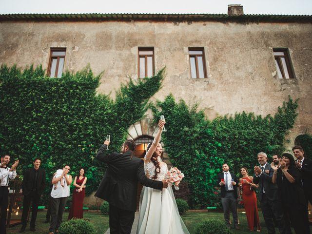 Il matrimonio di Matteo e Sabrina a Roma, Roma 55