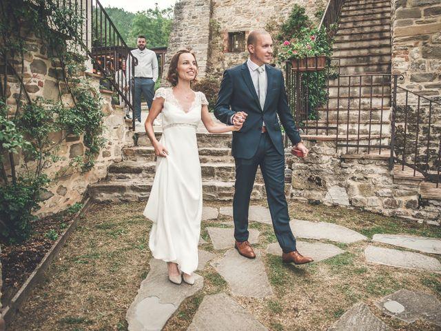 Il matrimonio di Tom e Sonia a Gubbio, Perugia 25