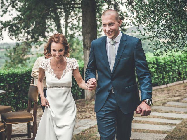 Il matrimonio di Tom e Sonia a Gubbio, Perugia 26