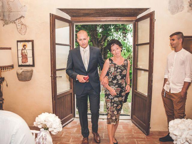Il matrimonio di Tom e Sonia a Gubbio, Perugia 27