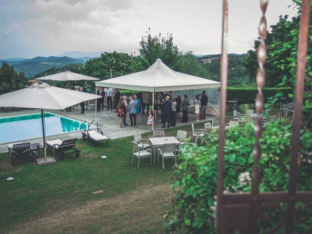 Il matrimonio di Tom e Sonia a Gubbio, Perugia 52