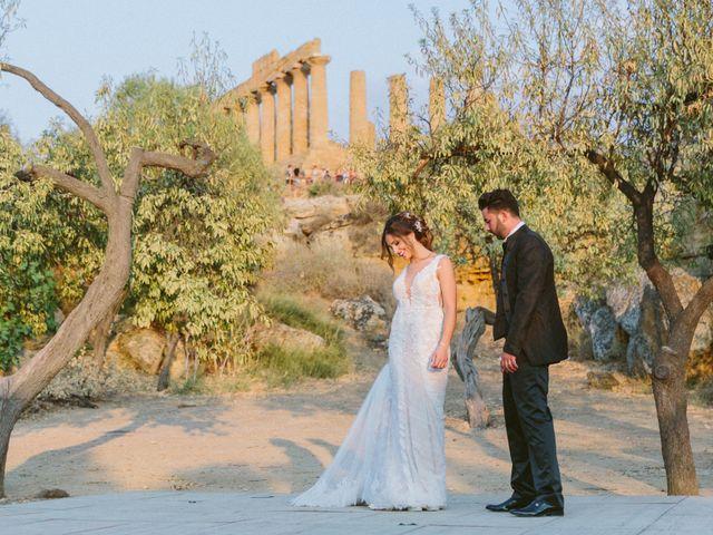 Il matrimonio di Giovanni e Jessica a Caltanissetta, Caltanissetta 28