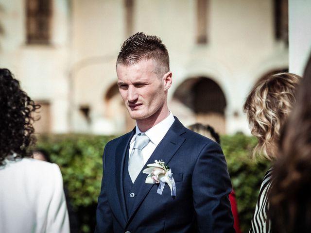 Il matrimonio di Cristiano e Federica a Camposampiero, Padova 11