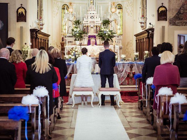 Il matrimonio di Cristiano e Federica a Camposampiero, Padova 19