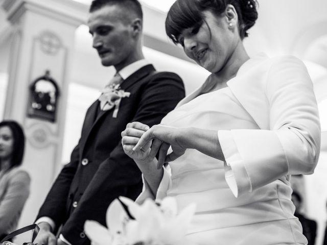 Il matrimonio di Cristiano e Federica a Camposampiero, Padova 21