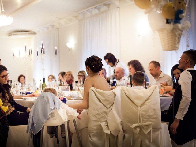 Il matrimonio di Cristiano e Federica a Camposampiero, Padova 28